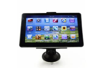 (2) - Provenice 18cm HD Car GPS Navigation 4G 128M Touch Screen Multimedia Player Free Map Update