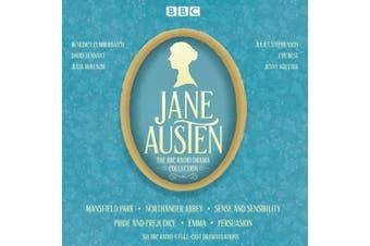 The Jane Austen BBC Radio Drama Collection: Six BBC Radio Full-Cast Dramatisations [Audio]