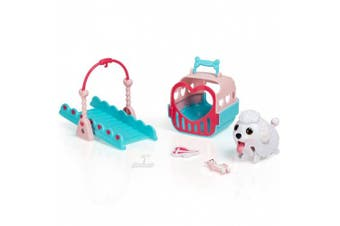 Chubby Puppies See Saw Course Playset
