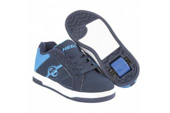 (navy/Blue, 7 UK) - Heelys Split - Navy/Blue