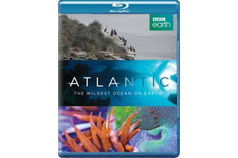 Atlantic - The Wildest Ocean On Earth [Region B] [Blu-ray]