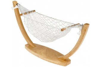 (Stand Alone) - Prodyne FH-300 Beech wood Fruit and Veggie Hammock