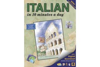 Italian in 10 Minutes a Day [Italian]