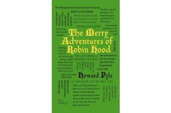 The Merry Adventures of Robin Hood (Word Cloud Classics)