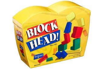(1, classic) - Pressman Blockhead