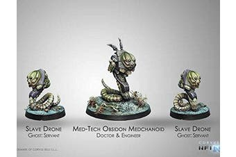 Combined Army Support Pack Miniatures Corvus Belli