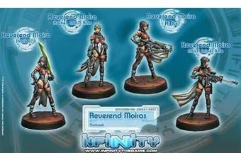 Revernd Moiras (4) Nomads Infinity Corvus Belli