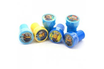 Despicable Me Minions Stampers Party Favours (10 Stampers)