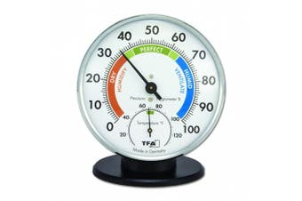 La Crosse Technology 45.2033 Tablestand Thermo-Hygrometer