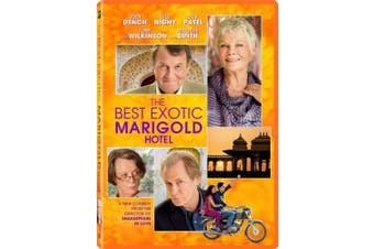 The Best Exotic Marigold Hotel Double Pack (The Best Exotic Marigold Hotel / The Second Best Exotic Marigold Hotel) [Region 4]