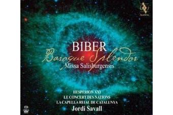Biber: Baroque Splendor - Missa Salisburgensis