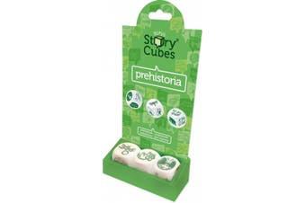 (Mix Prehistoria) - Asmodée-STO13AS-Dice Game-Mix Prehistoria Story Cubes