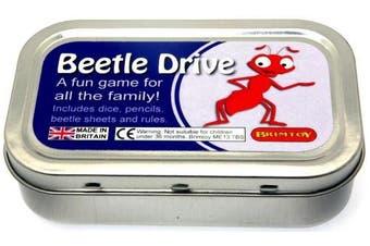 Pocket / Travel Beetle Drive game