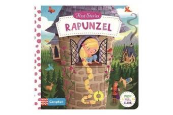 Rapunzel (First Stories) [Board book]