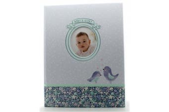 Carters Baby Record Book Baby Story Love Birds Scrapbook Photo Album