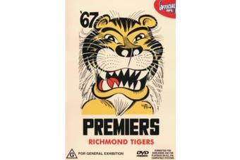 AFL: '67 Premiers - Richmond Tigers [Region 4]