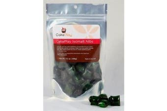 (Green) - CakePlay Isomalt Nibs - Green