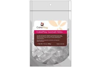 (Clear) - CakePlay Isomalt Nibs - Clear