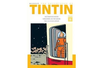 The Adventures of TinTin Vol 6 Compact Edition