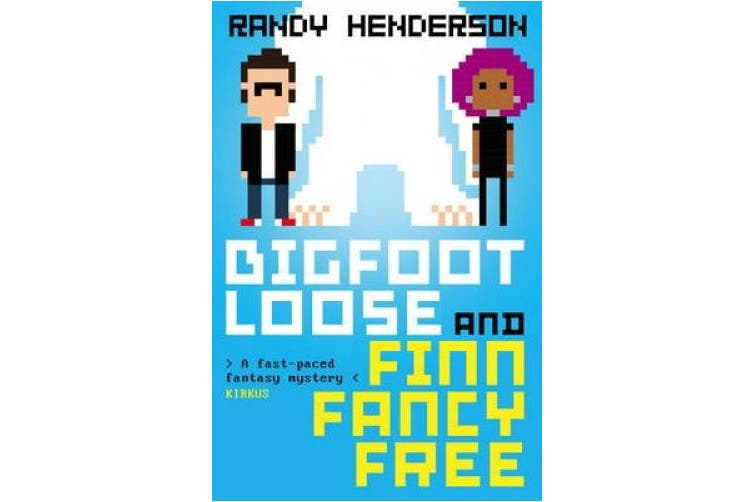 Bigfootloose and Finn Fancy Free (Finn Fancy Necromancy)