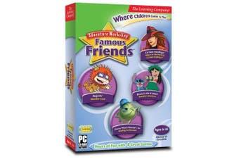 Adventure Workshop Famous Friends