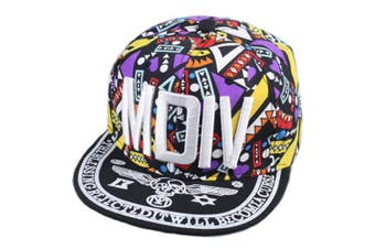 Canvas Baseball Hat MDIV Fashionable Hip-Pop Hat Summer Sun Cap Yellow