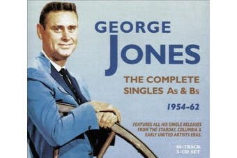 The Complete Starday & Mercury Singles: 1954-62 [Box]