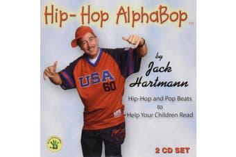 Jack Hartmann - Hip-Hop Alphabop Vol. 1 [CD]