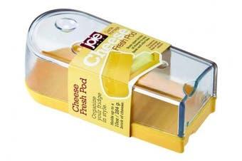 (Cheese Saver Pod) - Joie Clear Cheese Fresh Saver Pod, Yellow