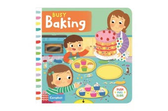 Busy Baking (Busy Books) [Board book]