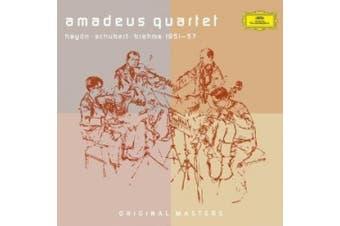Haydn, Schubert, Brahms