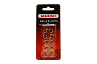 (Basic) - Janome Plastic Bobbins for All Home Use Models