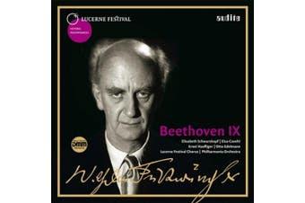 Beethoven IX - Lucerne, 1954