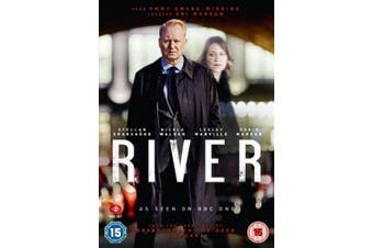 River: The Complete Series [Region 2]