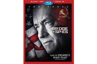 Bridge Of Spies (Blu-ray/DVD) [Region 1]