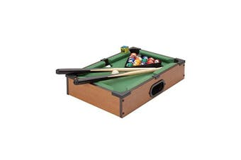 Torre & Tagus 940122 Retro Tabletop Mini Billiards Game