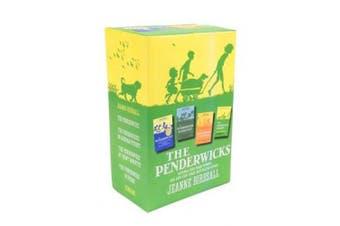 The Penderwicks Paperback 4-Book Boxed Set (Penderwicks)