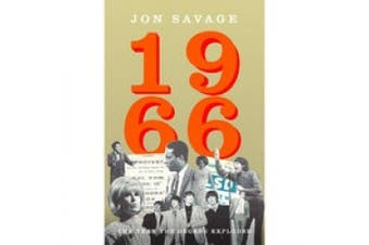 1966 - The Year The Decade Exploded