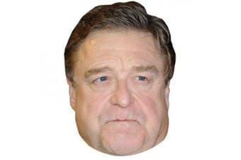 John Goodman Celebrity Mask, Cardboard Face and Fancy Dress Mask