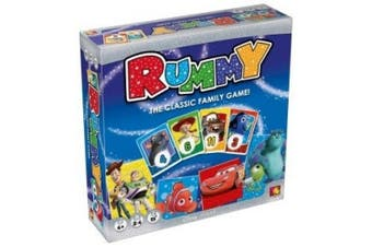 Disney Rummy Tiles