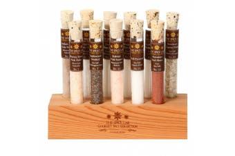 The Spice Lab Gourmet Sea Salt Sampler Collection 1