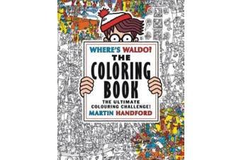 Where's Waldo? the Coloring Book (Where's Waldo?)