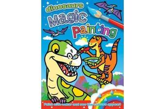 Magic Painting: Dinosaurs (Magic Painting)