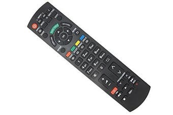 REMOTE CONTROL FOR PANASONIC VIERA TV LCD PLASMA LED - N2QAYB000753 - REPLACEMENT - TX-P42G30B, TX-P42G30E, TX-P42G30J