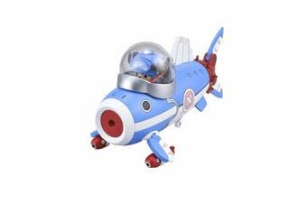 Bandai Hobby Mecha Collection #3 Chopper Robot Submarine Model Kit (One Piece)