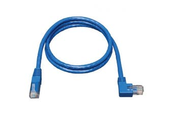 N204-003-BL-RA Cat6 Patch Cable