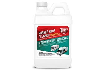 (1, 48 oz) - B.E.S.T. 55048 Rubber Roof Cleaner & Protectant Bottle - 1420ml