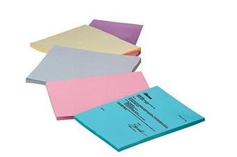Pacon Acid-Free Multi-Purpose Bond Paper, 22cm X 28cm , 9.1kg, Multiple Pastel Colour, Pack of 100