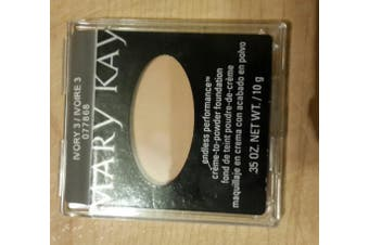 Mary Kay Endless Performance Creme to Powder Foundation Ivory 3