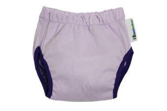 (X-Large, Grape) - Best Bottom Training Pants, Grape, X-Large